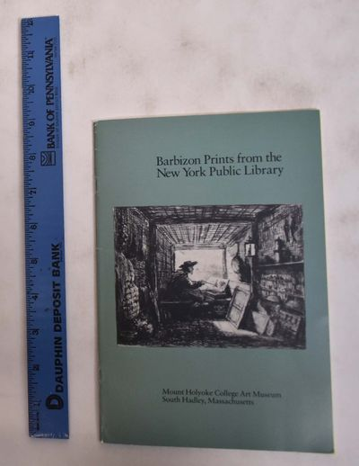 South Hadley, Massachusetts: Mount Holyoke College Art Museum, 1985. Softcover. VG. Green illustrate...
