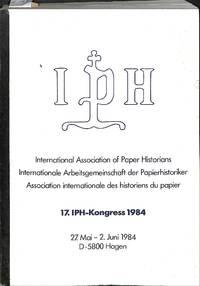 17. Congress 1984 Hagen.