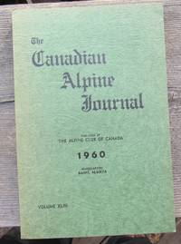 The Canadian Alpine Journal 1960 volume XLIII forty-three