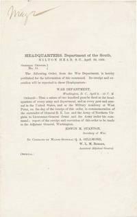 General Orders, No. 51