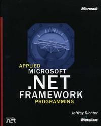 image of Applied Microsoft .NET Framework Programming