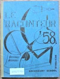 Leraconteur. Westdale Secondary School. 1958 Yearbook by Vintage Ontario School Yearbook - Paperback - 1958 - from Ken Jackson and Biblio.co.uk