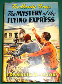 THE HARDY BOYS: The Mystery Of The Flying Express- #20