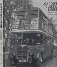 image of London's Classic Buses in Black and White