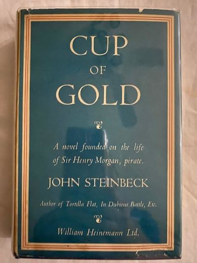 Cup of Gold:; A Life of Sir Henry...