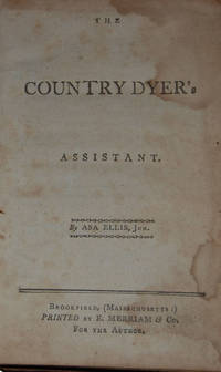 THE COUNTRY DYER'S ASSISTANT