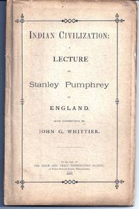 image of INDIAN CIVILIZATION: A LECTURE