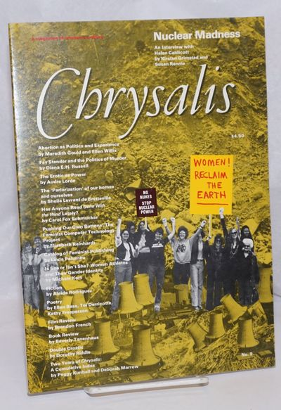 Los Angeles: Chrysalis, 1979. Magazine. 126p., 8.5x11 inches, wraps, very good condition. Includes