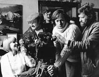 image of Coup de Grace [Der Fangschuss] (Original photograph of Volker Schlondorff and others on the set of the 1976 film)