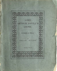 image of Lord Arthur Savile's Crime. A Study in Duty