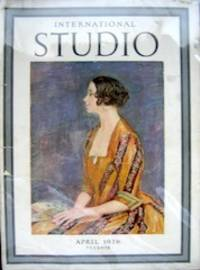 image of 'David: Painter of the French Revolution' in International Studio, April 1926