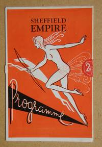image of Sheffield Empire Programme. 22nd July 1946.