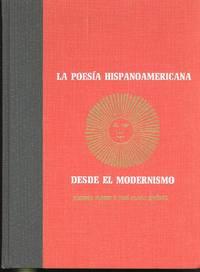 La poesía hispanoamericana desde el modernismo : antología, estudio preliminar y notas criticas
