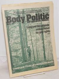 The Body Politic: gay liberation journal; #33, May, 1977; Country gay: it's not all walking in the woods