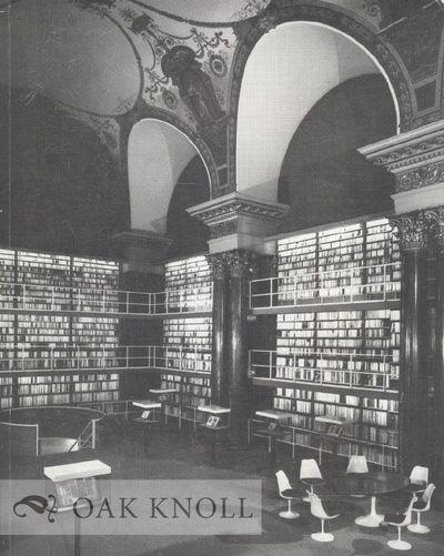 Wolfenbüttel: Herzog August Bibliothek, 1981. stiff paper wrappers. Herzog August. small 4to. stiff...
