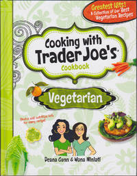 image of Cooking With Trader Joe's Cookbook: Vegetarian