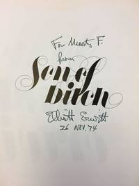 SON OF BITCH [SIGNED]