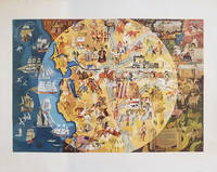 TWO MAPS: The Pageant of History in Northern California - its colorful and adventuresome beginnings.  The Panorama of Today in Northern California.  Its resources, activities and opportunities.