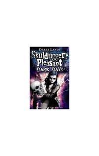 image of Dark Days (Skulduggery Pleasant - book 4)