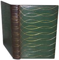 François le Champi. Couverture illustrée et 31 compositions par A. Robaudi, gravées au burin et à l'eau-forte par Henri Manesse.