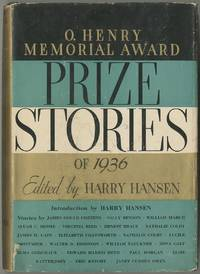 image of O. Henry Memorial Award, Prize Stories of 1936