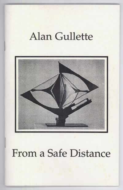 San Francisco : Anamnesis Press, 2000. Octavo, pictorial wrappers, stapled. First edition. Collectio...