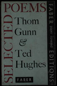 image of Selected Poems By Thom Gunn And Ted Hughes