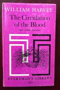 image of The Circulation of the Blood and Other Writings: Everyman's Library 262