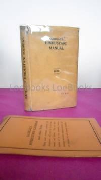 SAIHGAL'S HINDUSTANI MANUAL Vol 1