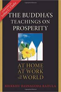 image of The Buddha's Teachings on Prosperity: At Home, At Work, In the World
