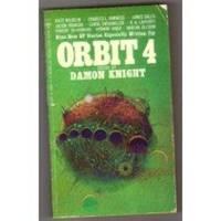 Orbit 4 :  S1724 by Damon Knight  - - Paperback - 1969 - from books4U2day (SKU: 0904190017)