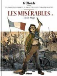 Les Misérables T2  Le monde présente les grands classiques de la littérature...