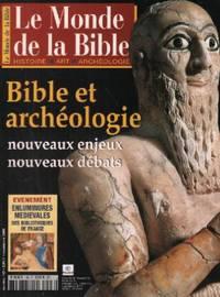 Le monde la bible n° 146 /bible et archeologie