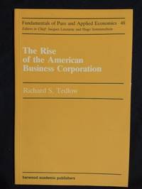 Rise Of An American Business C (Political Science and Economics Section)