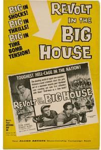 Revolt in the Big House (Original Film Pressbook)