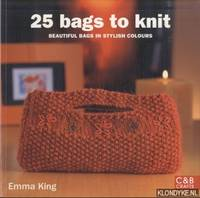 25 Bags to Knit. Beautiful bags in stylish colours