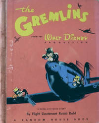 image of The Gremlins:  The Lost Walt Disney Production, a Royal Air Force Story