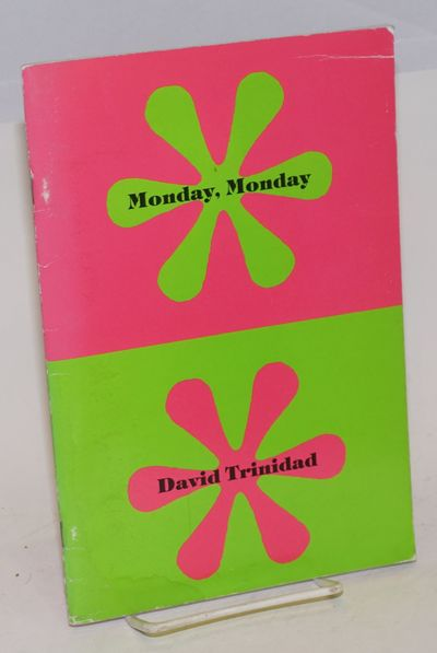 Los Angeles: Cold Calm Press, 1985. 36p., 7.5x9.5 inches, very good limited first edition chapbook, ...
