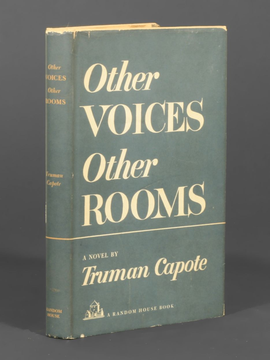 Other Voices, Other Rooms by Truman Capote - 1st Edition ...