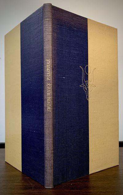 London: Golden Cockerel Press, 1950. Hardcover. Orig. navy and gold buckram front cover illustrated ...