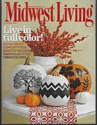 MIDWEST LIVING MAGAZINE OCTOBER 2011