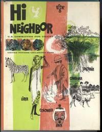 HI NEIGHBOR Colombia, Libya, Cambodia, Tanzania Book 8