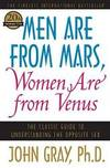 image of Men Are from Mars, Women Are from Venus: The Classic Guide to Understanding the Opposite Sex