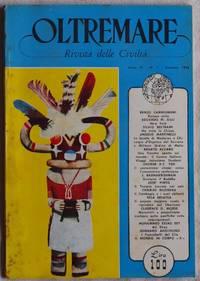 OLTREMARE Rivista delle civiltà ANNO IX - GENNAIO 1958