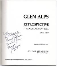 Glen Alps Retrospective the Calligraphic Idea 1956-1980.