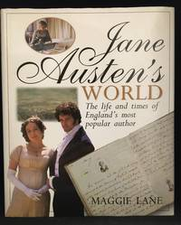 image of Jane Austen's World; The Life and Times of England's Most Popular Author