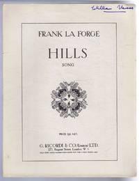 Hills, a song