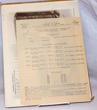 image of L. Sanz, Fabricant de Meubles. Tarif applicable a dater du 10 Fevrier 1938 pour marchandises frises a l'usine