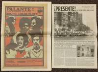 Palante; Latin revolutionary news service, Young Lords Party, vol. 2 no. 7 [Facsimile REPRINT with broadside from the Museo del Barrio]