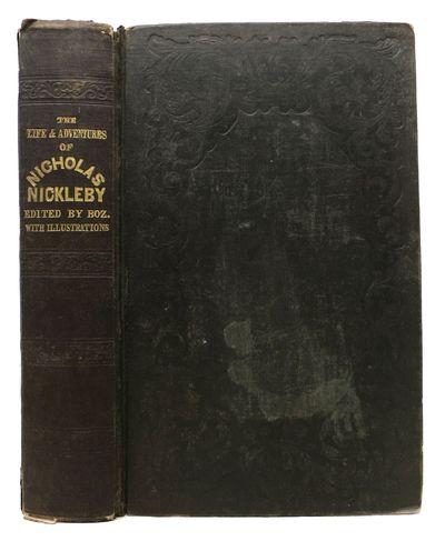 New York: Robert P. Bixby & Co, 1842.